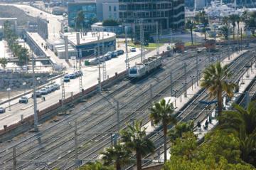 Estacio de tren de Tarragona
